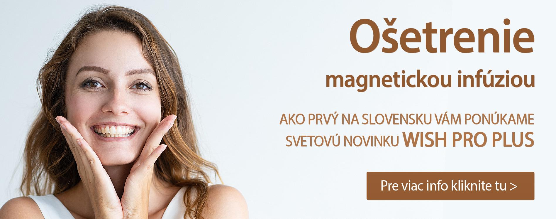 Ošetrenie magnetickou infúziou